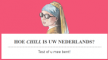 Radio 1-taaltest: hoe chill is jouw Nederlands?