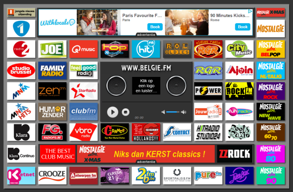 Online Radio Luisteren De 5 Beste Sites on tunein radio on pc