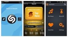 liedjes herkennen app