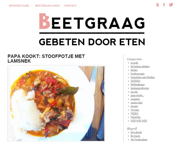Beetgraag