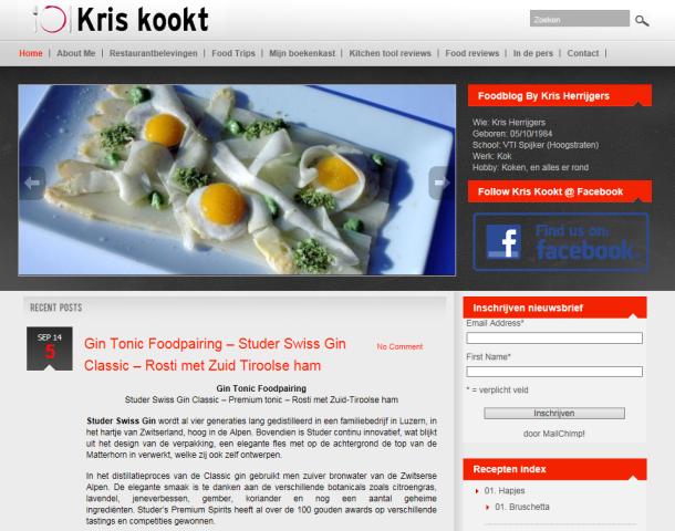 Kris Kookt