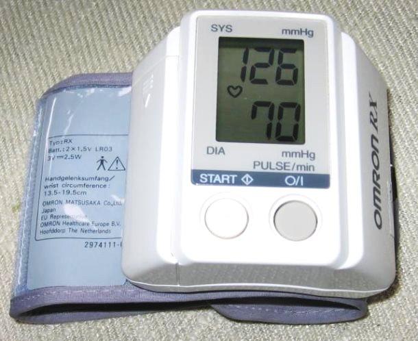 bloeddrukmeter, fotolia