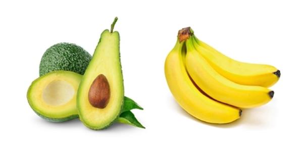 vergelijk fruit