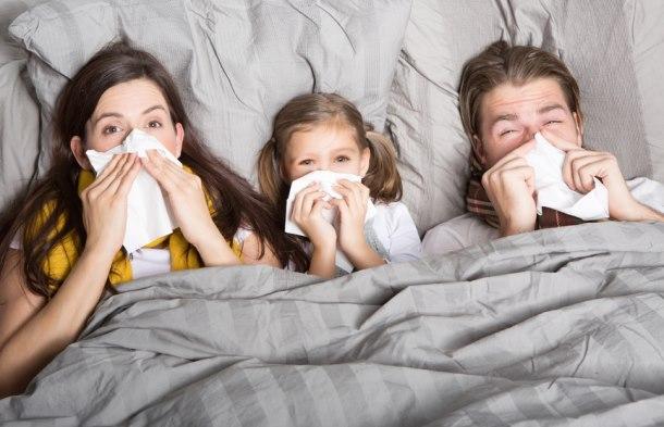 verkoudheid, fotolia
