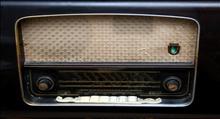 oude radio