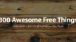 300 gratis webtools voor ondernemers en webontwikkelaars