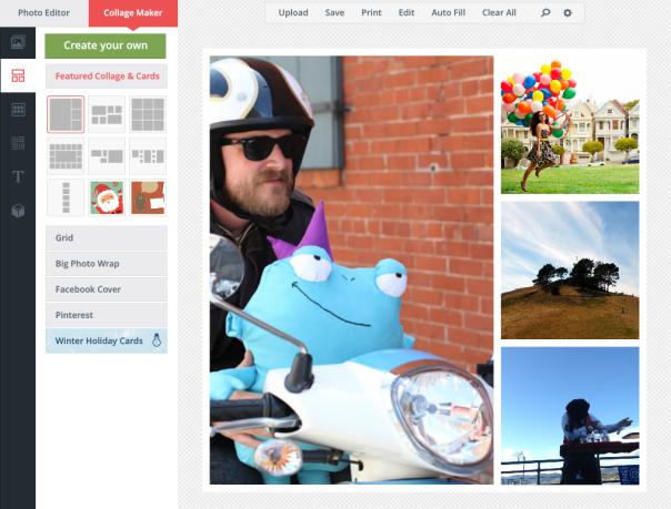 fotocollage maken: de 5 beste webtools | surfplaza magazine
