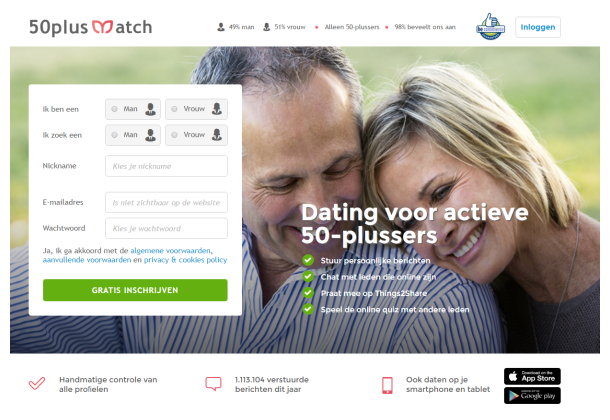 Over 50 Dating Sites South Africa
