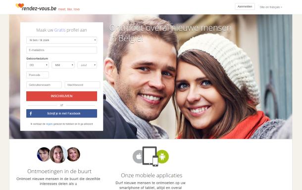 rendezvous dating site belgie