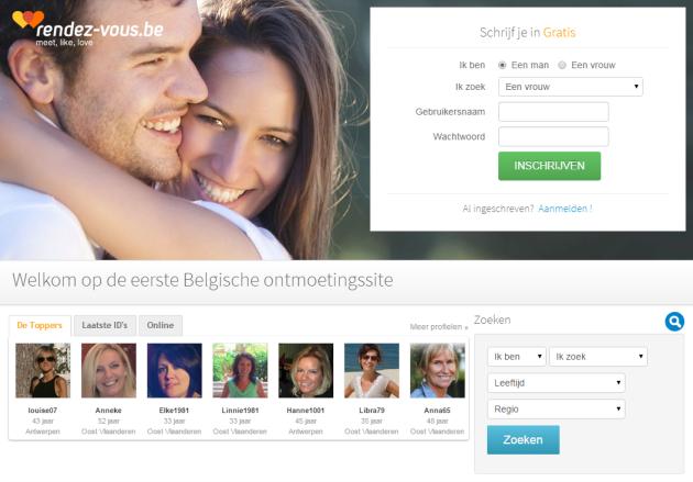 Rendezvous dating website